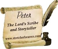 Peter-The Lords Scribe and Storyteller